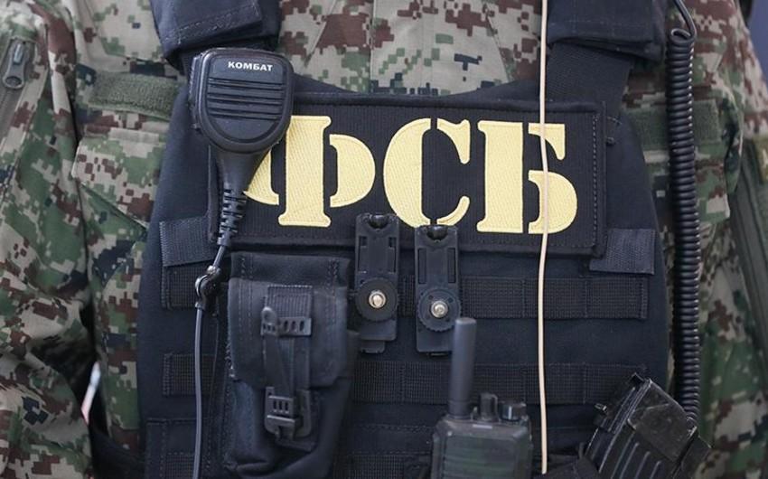 Rusiyada terrorçularla əlaqədə şübhəli bilinən 8 nəfər saxlanılıb