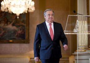 Гутерриш: Западу необходимо вступить в диалог с другими ведущими мировыми силами