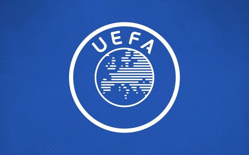 UEFA millimizin oyunları ilə bağlı durumu açıqladı