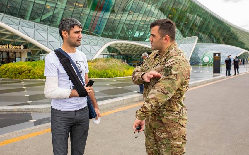 Еще пять ветеранов отправлены на лечение в Турцию