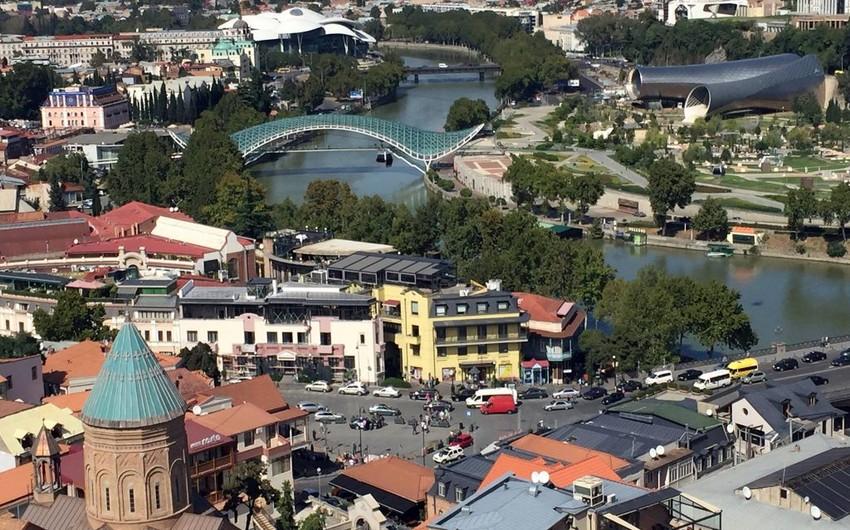 Gürcüstanın turizmdən gəliri artmağa başlayıb