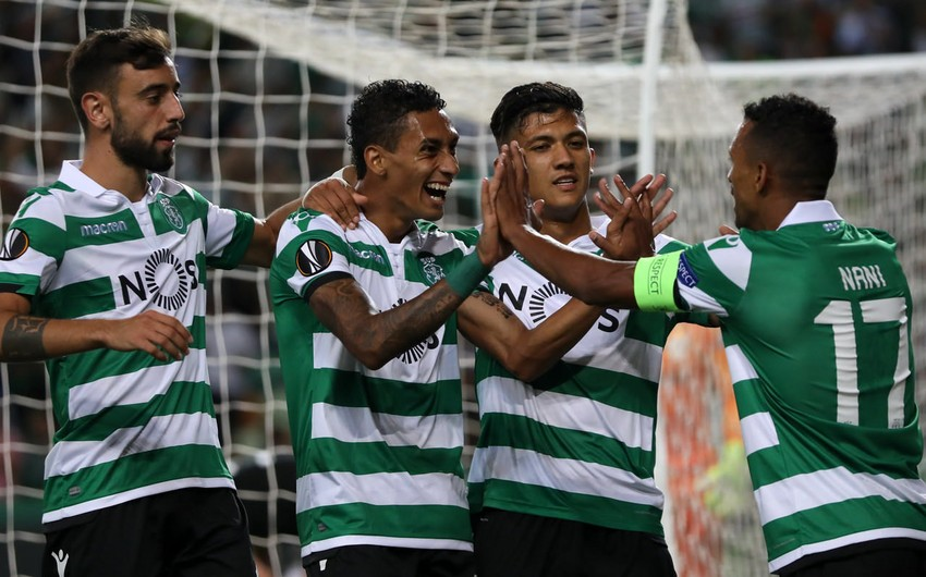 Sporting's 11 footballers not to play match against Qarabag