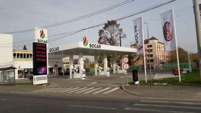 SOCAR открыл 40-ую АЗС в Румынии