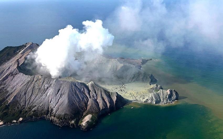 Yeni Zelandiyada vulkan püskürməsi nəticəsində ölənlərin sayı 20 nəfərə çatıb