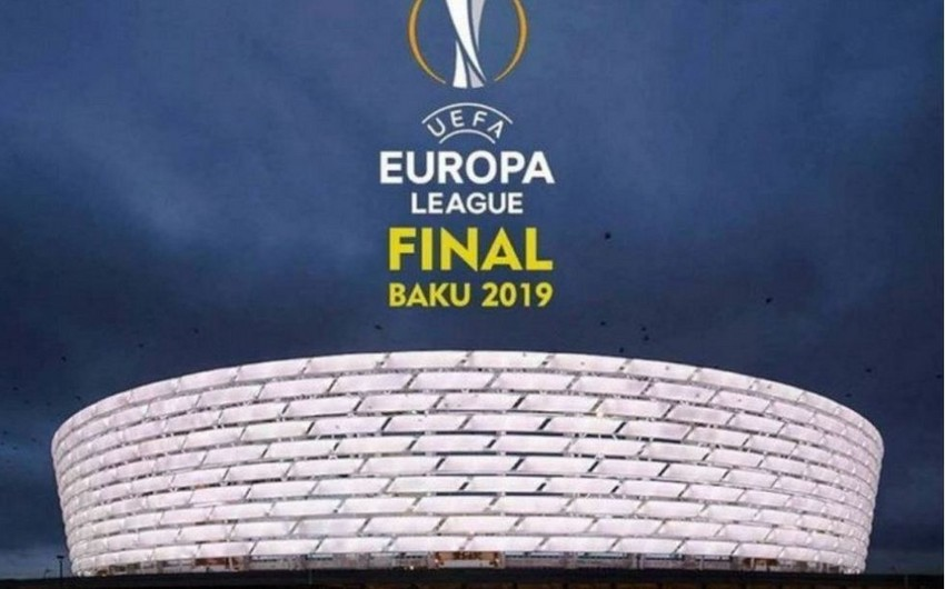 UEFA unveils price and sale date of tickets for Europa League final match in Baku