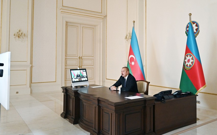 Состоялось заседание Совета безопасности под председательством президента
