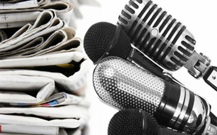Jurnalistika fakültələrinin magistr pilləsinə qəbulla bağlı bakalavrların qeydiyyatı sabah başlanır