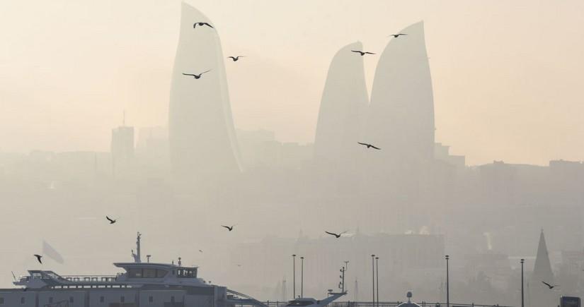 ETSN Bakıda tozlu havanın neçə gün davam edəcəyini açıqlayıb