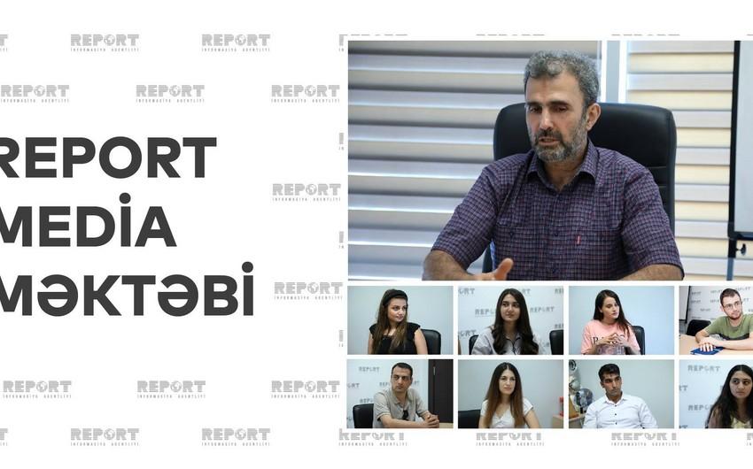 Медиа-школа Report – шанс для начинающих журналистов