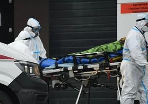 Rusiyada ötən gün 575 nəfər koronavirusdan ölüb