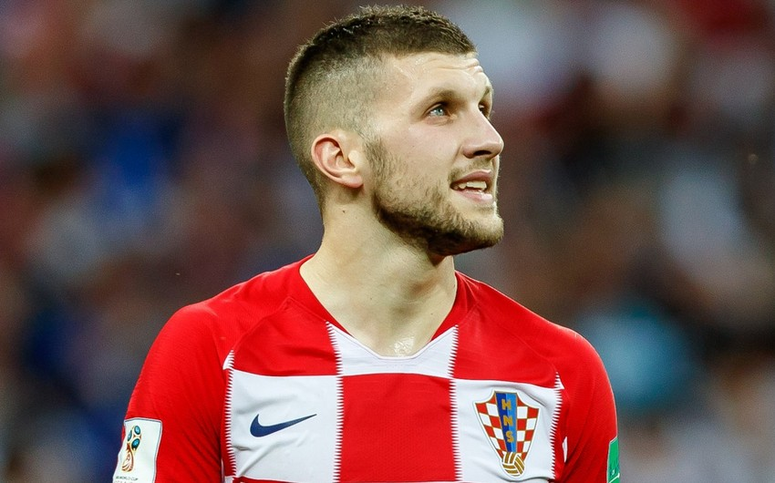 Xorvatiya millisinin futbolçusu üçün AVRO-2020-nin seçmə mərhələsi vaxtından əvvəl başa çatıb