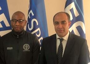 Азербайджанец избран почетным другом американского города Квинс
