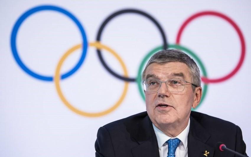 Tomas Bax: Olimpiada qaranlıq tunelin sonunda görünən işıqdır