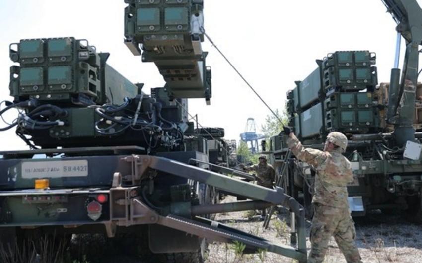 ABŞ Yaxın Şərqə Patriot zenit-raket kompleksləri göndərir