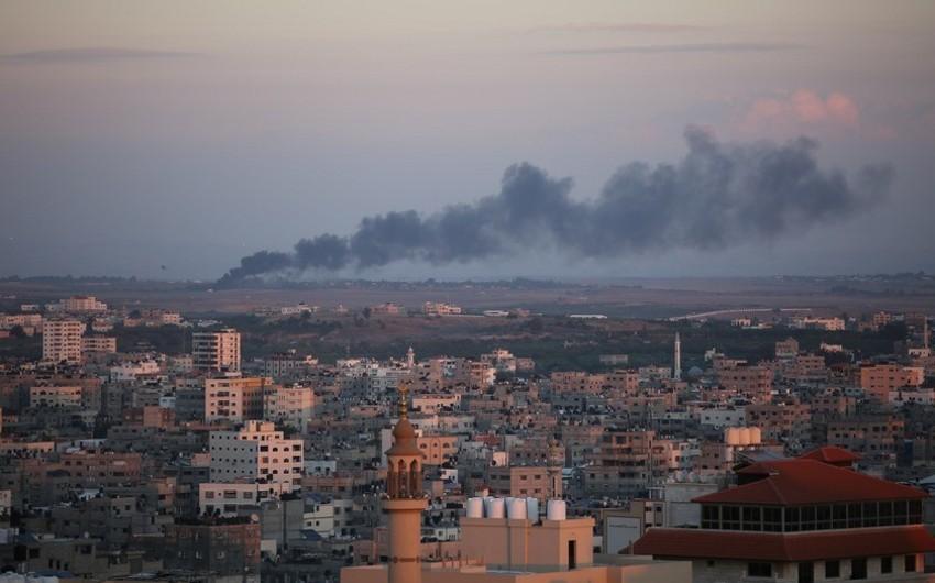 İsrail hərbçiləri ilə toqquşmalarda bir fələstinli ölüb, onlarla insan xəsarət alıb