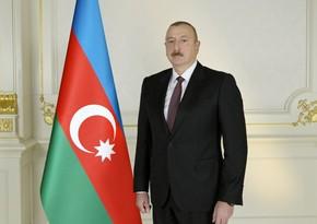Azərbaycan Prezidenti slovakiyalı həmkarına məktub yazdı