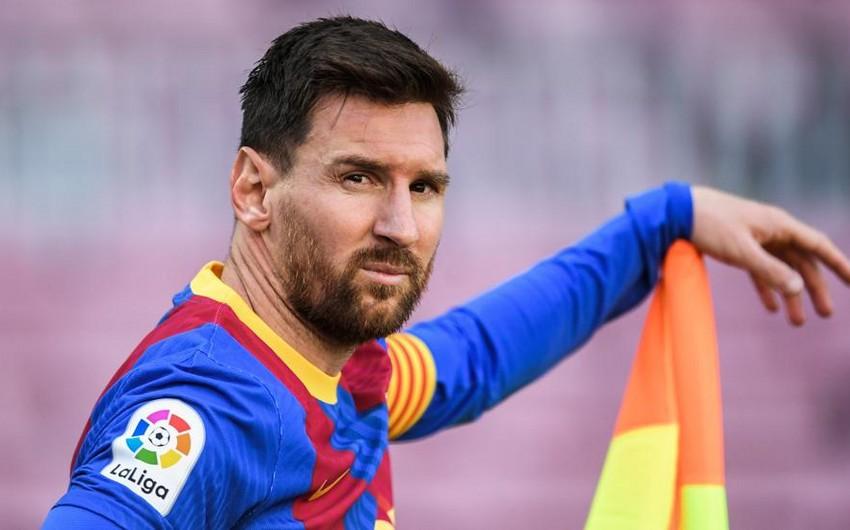 Messi La Liqanın son turunda oynamayacaq