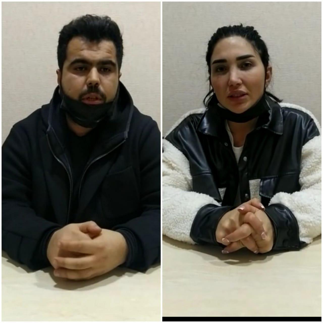 Kamran Cəfərli və Ayşən Atakişiyeva