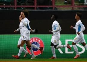 Лига Европы: Локомотив сыграл вничью с французским Марселем