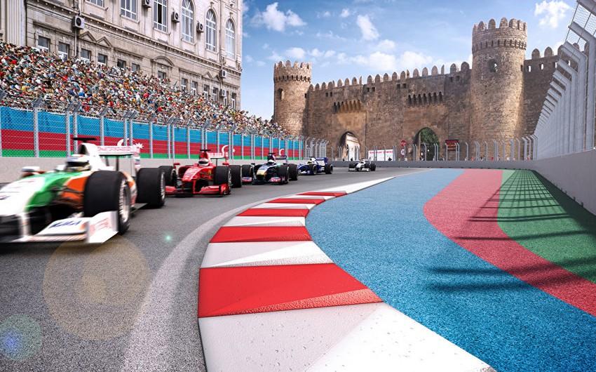 Formula 1 yarışı günü Bakıda müşahidə olunacaq hava proqnozu açıqlanıb