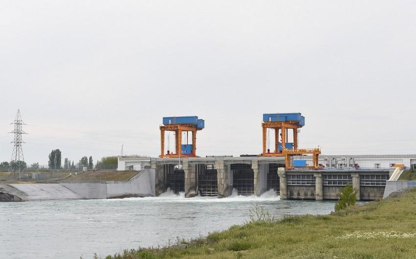 Prezident İlham Əliyev Varvara Su Elektrik Stansiyasının yenidənqurmadan sonra açılışında iştirak edib