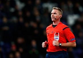Qarabağ - Sivasspor matçının hakimləri açıqlandı