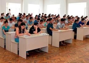 Сегодня в Азербайджане начинается процесс перевода студентов