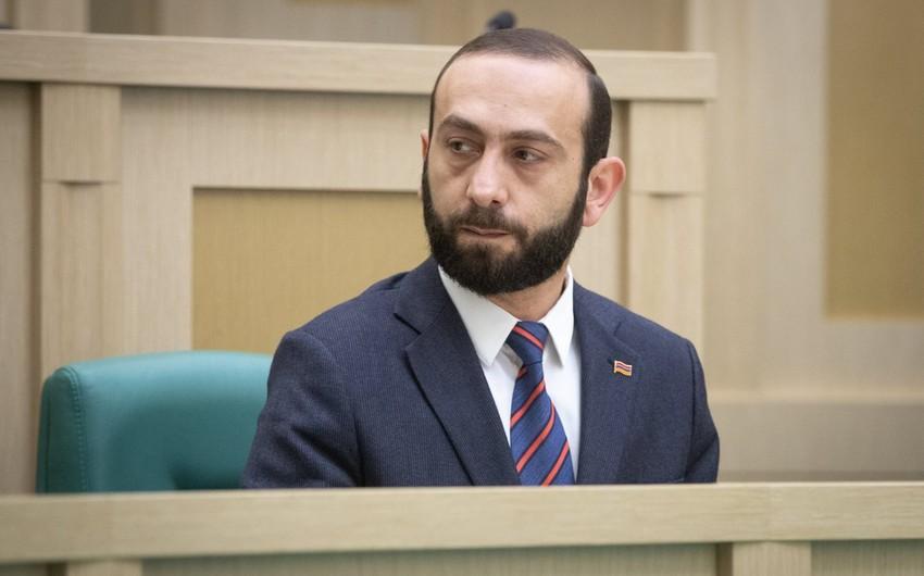 Глава МИД Армении посетит с рабочим визитом Москву