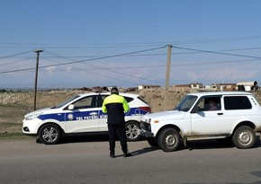 Göygöldə 15 sürücü barəsində protokol tərtib edildi