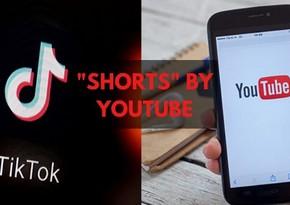YouTube представил фонд на 100 млн долларов на своем аналоге TikTok