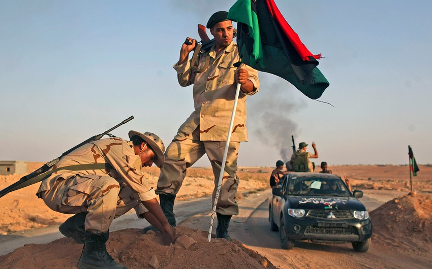 Libya's warring parties agree to 'permanent ceasefire