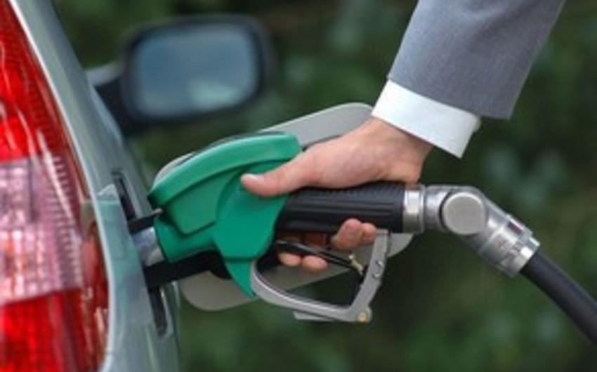 I rübdə Azərbaycanda avtomobil benzini istehlakı 7,3% artıb