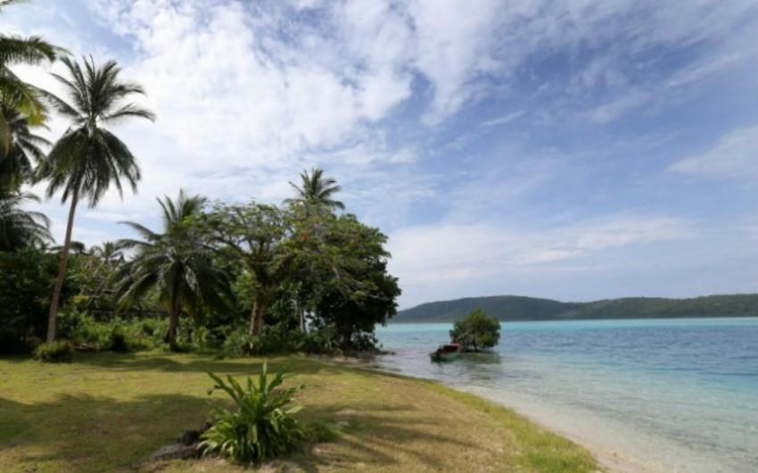 Solomon adalarında 5,8 bal gücündə zəlzələ baş verib