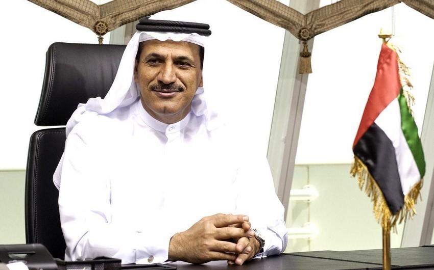 UAE Economy Minister to visit Azerbaijan