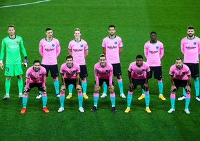 Two Barcelona players test positive for COVID-19