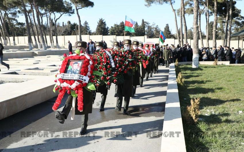Похоронен ставший шехидом полковник-лейтенант