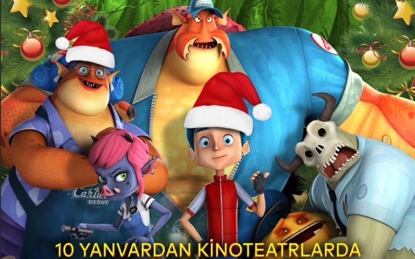 """""""CinemaPlus""""da """"Monsterlər ailəsi"""" animasiya filminin nümayişi başlayır - VİDEO"""