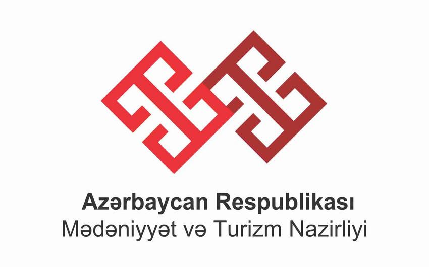 Mədəniyyət və Turizm Nazirliyi: Namiq Qafarov vəzifəsinin öhdəsindən bacarıqla gəlib
