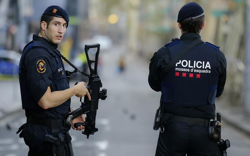 İspaniyada atışma zamanı iki polis əməkdaşı öldürülüb