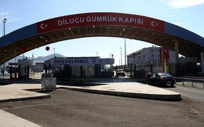 Azərbaycan-Türkiyə sərhədi müvəqqəti bağlandı - ƏLAVƏ OLUNUB