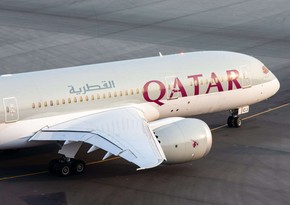 Qatari embassy in Azerbaijan issued a statement regarding Qatar Airways