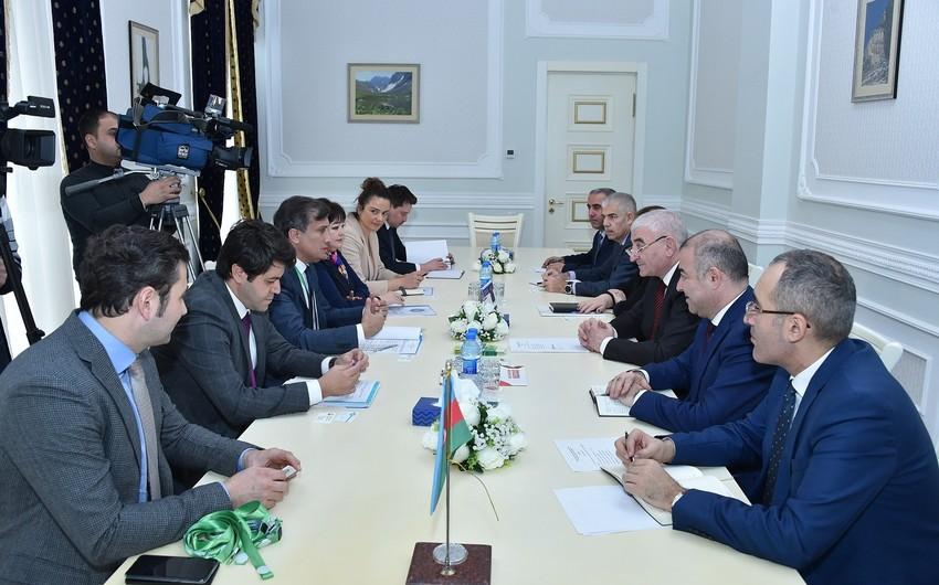 Члены Тюркского совета поинтересовались подготовкой к выборам в Милли Меджлис - ФОТО