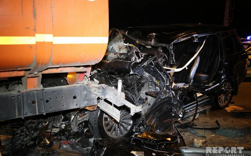 В Азербайджане в этом году в автомобильных авариях погибли 57 детей