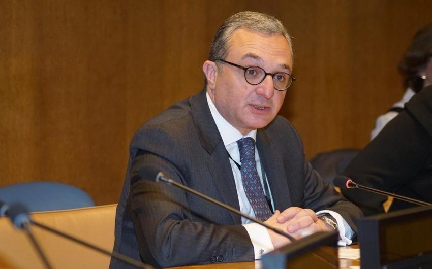 Глава МИД Армении: Динамика во встречах по Карабаху сохранится