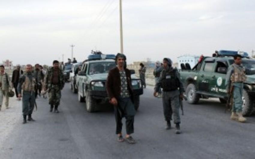 Əfqanıstan Hərbi Hava Qüvvələrinin zərbəsi nəticəsində İŞİD-in 18 silahlısı öldürülüb