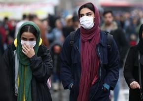 İranda bir gündə rekord sayda insanda COVID-19 aşkarlanıb