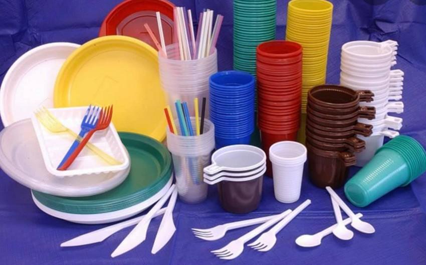 Avropa Birliyi ölkələri plastik qablardan tamamilə imtina etdi