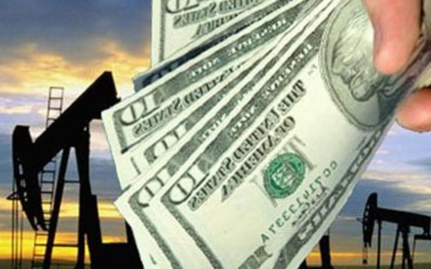 ABŞ-da neftin qiyməti 60 dollardan aşağı düşüb