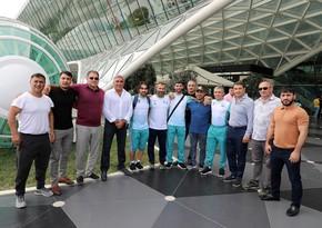 Azərbaycan karateçiləri Tokioya yollanıb
