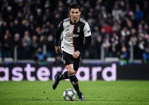 Роналду побил рекорд Ювентуса по голам за сезон